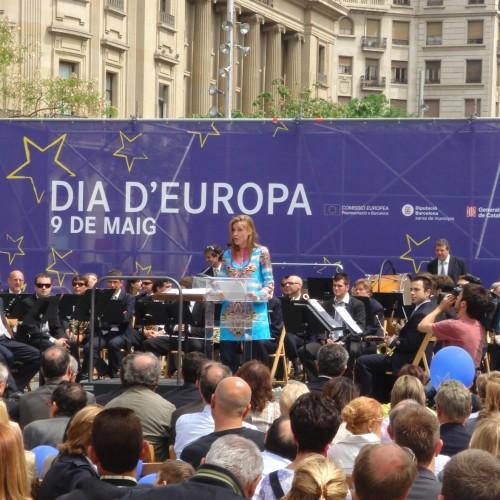 CELEBRACIÓN DIA DE EUROPA