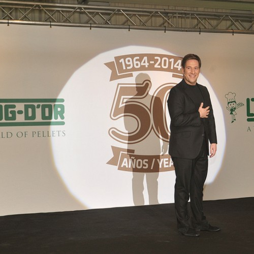 LENG-D'OR 50th ANNIVERSAY